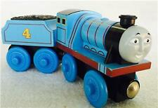 RARE Wooden Thomas Train EARLY ENGINEERS Oversized GORDON & TENDER - MINT Cond