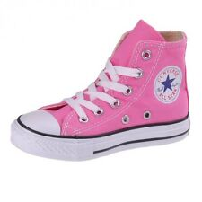 Converse Yths CT ALLSTAR HI SHOES CHUCKS PINK ROSE 3J234