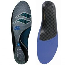 SOFSOLE Women's Sof Sole Low Arch Insoles (Small, shoe size 5-6) - NEW IN BOX