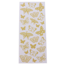 Stunning Fairy Butterfly Stickers Home Wall Removable Sticker Art Decoration