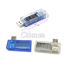 USB Charger Doctor Capacity Time Voltage Current Detector Meter Battery Tester