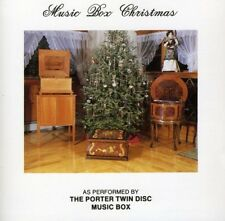 Porter Music Box Co. - Music Box Christmas [CD New]