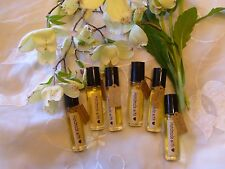 ORGANIC, Natural  Perfumes Superb! 30 Fragrances to Choose From!!!