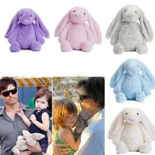 Animal Rabbit Doll Plush Toy Baby Kids Sleeping Soft Comfort Stuffed Toy RR6