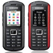 Samsung GT B2100 Solid Extreme Modern Black /Red Unlocked GSM Mobile Phone