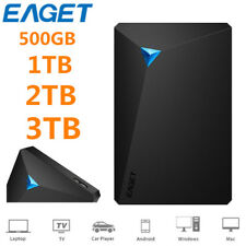 """1/2/3 TB 2.5"""" USB 3.0 External Hard Drive HDD Mobile Hard Disk High Speed For PC"""