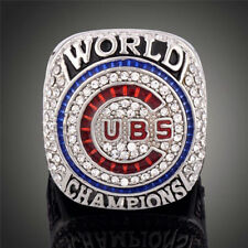 Chicago Cubs World Series Championship Ring Zobrist Rizzo Bryant FREE SHIPPING