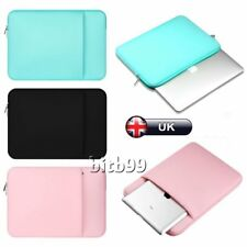 """Laptop Sleeve Case Carry Bag Notebook For Macbook Air/Pro/Retina 11/13/15"""" LOT W"""