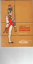A Guide to Military Museums Terence Wise Book Military Bellona