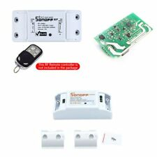 Sonoff WiFi Wireless Smart Switch ABS Shell Socket Home Electric Switch BBC