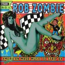 American Made Music to Strip by - Rob Zombie Free Shipping!