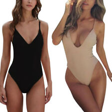 Sexy Women Bikini Bodycon Swimsuit Bandeau Strapless Bandage Jumpsuits Rompers