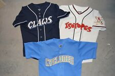 Choice of Dead Stock YOUTH MEDIUM Minor League College Throwback Baseball Jersey