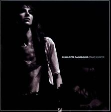 CHARLOTTE GAINSBOURG Stage Whisper CD NOAH AND THE WHALE BECK PULP DIVINE COMEDY