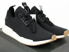 NEW ADIDAS NMD R1 PK Black Gum Sole BY1887 10 US Mens
