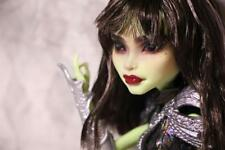 Monster high repaint doll art doll Witch OOAK [*]