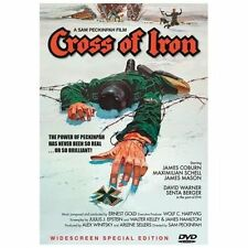 Cross of Iron (DVD, 2006, Widescreen Special Edition)