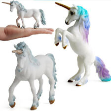 Best Gift for Kids!COOL Fairy Tale Mythical Animal Unicorn Flying Horse Figure M