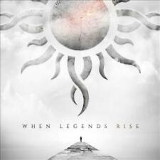 GODSMACK - WHEN LEGENDS RISE * NEW CD
