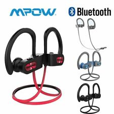 Mpow Bluetooth Headphones Sports SWEATPROOF Earbuds Wireless Headset Canada