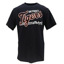 Detroit Tigers Kids Youth Size Genuine Official MLB Distressed T-Shirt New Tags