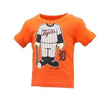 Detroit Tigers Official MLB Genuine Infant & Toddler Size T-Shirt New with Tags