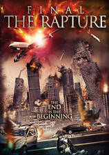 FINAL-THE RAPTURE-THE END IS THE BEGINNING-RATED:PG-13-DVD-RELIGION-FAITH-SEALED