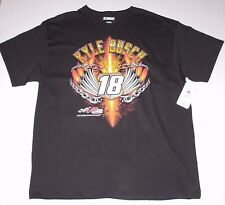 Kyle Busch #18 Nascar T-Shirt Adult Size X-Large New w/Tag