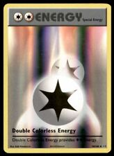 Double Colorless Energy 90/108 Holo XY Evolutions Pokemon Card ~ LP/NM