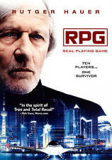 RPG: Real Playing Game (DVD, 2013, WS)  Rutger Hauer, NEW and Factory Sealed!