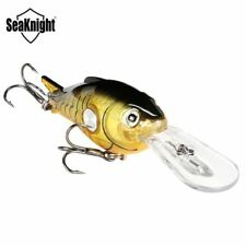 Crankbait Fishing Lure 1PC 55mm 10g 1.8-3.9M Wobbler Floating Crank Baits Artifi
