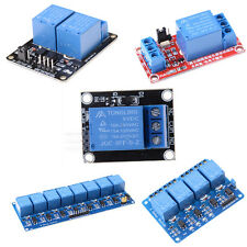 5V 1/2/4/8 Channel Relay Board Module Optocoupler LED for Arduino PiC ARM AVR_FJ