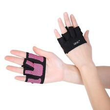 Pair Anti-skid Men & Women Gym Gloves Breathable Body Building Exercise Training