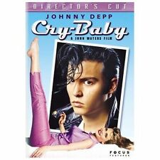 Cry-Baby (DVD, 2005) Johnny Depp, Traci Lords, Ricki Lake