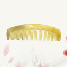 1pc Hair Comb Anti-static Horn Comb Horn Hair Comb Hair Smoothing Comb for Women