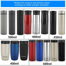 400/450 /500 /600ml Thermos Coffee Mug Stainless Steel Vacuum Thermos Travel Cup