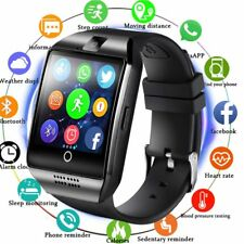 Bluetooth Smart Watch Men With Call Function phone records pedometer etc