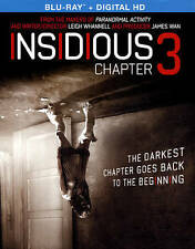Insidious Chapter 3 (Blu-ray ) NEW Factory Sealed, Free Shipping