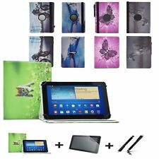 "3In 1 Set Premium 10.1"" Funda Tablet / 360 para Acer Iconia One 10 (B3-a50)"