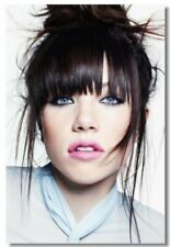 Poster Carly Rae Jepsen Call Me Maybe Art Wall Cloth Print 214
