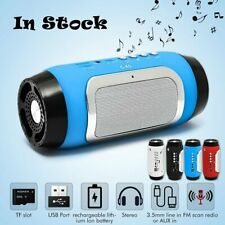 Bluetooth Wireless Portable Mini Stereo Speaker MP3 FM For Smartphone Tablet PC~