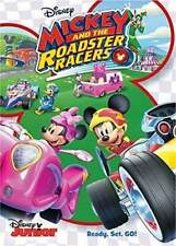 Mickey and the Roadster Racers DVD NEW