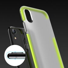 Shockproof Shield Soft Silicone Case Cover For iPhone 7 8 Plus 6s 6 XS MAX X XR