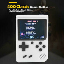 "3.0""Retro FC Mini TV Handheld NES Game Console Built-in 400Classic Games Gift ga"