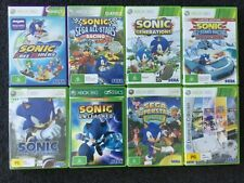 Xbox 360 - Sonic the Hedgehog/Sega - Pre-loved - Choose Your Game