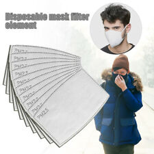 10/30/50Pcs PM2.5 Protective Filter 5 Layers Replaceable Anti Haze Filters for