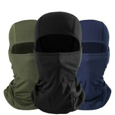 Winter Motorcycle Full Skiing Face Mask Warmer Windproof Breathable Anti-dust