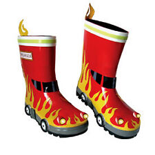 New! Kidorable Fireman Wellies size 8 & 11 only £13.99