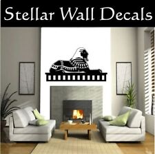 Egyptian Mural Wall or Car Vinyl Decal Sticker MC059