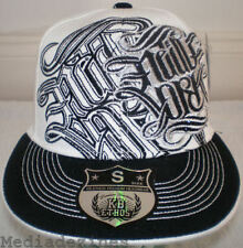 NEW BLING HIP HOP MUSIC RETRO FITTED BASEBALL HAT CAP